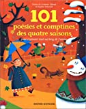 """Afficher """"101 poésies et comptines des quatre saisons"""""""