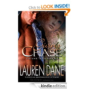 Giving Chase (The Chase Brothers, Book 1) - Lauren Dane