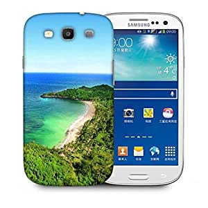 Snoogg Forest And The Sea Printed Protective Phone Back Case Cover For Samsung S3 / S III