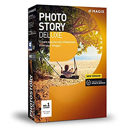 MAGIX Photostory Deluxe (PC)