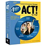 Act! By Sage 2007 [Version 9]