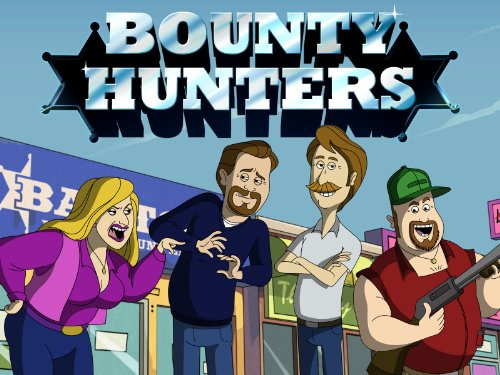 Bounty Hunters Season 1
