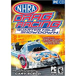 nhra drag racing quarter mile video games. Black Bedroom Furniture Sets. Home Design Ideas