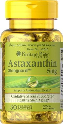 Pride Puritan Paquet de 2 astaxanthine 5 mg