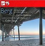 """Berg : Concerto pour violon """"� la m�m..."""
