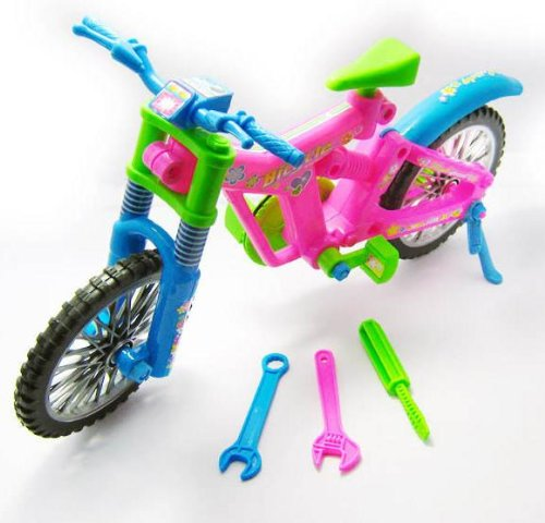 Color Dismantling Bike Children's Educational Toys