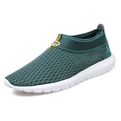 hydne-mens-fashionable-simple-breathable-lightsome-antiskid-vintage-shoes44-m-eu-10-dm-usgreen