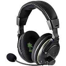 Turtle Beach TBS-2265-01 Ear Force X32 Headset - Stereo - Mini-phone - Wired/Wireless - RF - 30 ft - 20 Hz - 20 kHz - Over-the-head - Binaural - Circumaural - Condenser Microphone