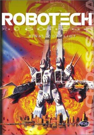 Robotech: Macross Saga - Final Conflict [DVD] [Region 1] [US Import] [NTSC]