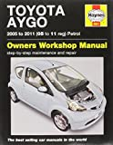 Peter T Gill Toyota Aygo Service and Repair Manual (Haynes Service and Repair Manuals)