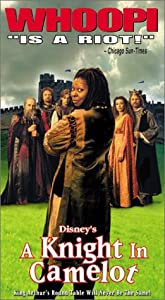 Knight in Camelot [VHS] [Import USA]