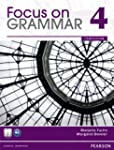 Focus on Grammar 4 [With CDROM]