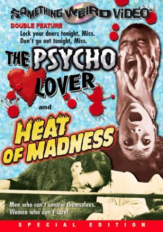 Psycho Lover & Heat of Madness [DVD] [1966] [Region 1] [US Import] [NTSC]