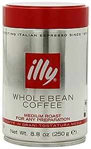 illy Espresso Classic Roast Coffee Beans 250g