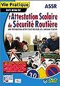 Attestation Scolaire de Sécurité Routière