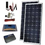 Sunforce 37126 260W Crystalline Solar Kit