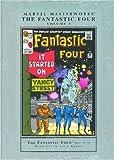 Fantastic Four, Vol. 3 (nos. 21-30) (Marvel Masterworks)