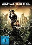 Schwermetall Chronicles - Die komplette 2. Staffel [2 DVDs]