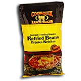 Cookquik Dehydrated Refried Pinto Smooth - 30 Oz. Bag