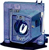 Diamond Lamp for OPTOMA DW318 Projector with a Phoenix bulb inside housing
