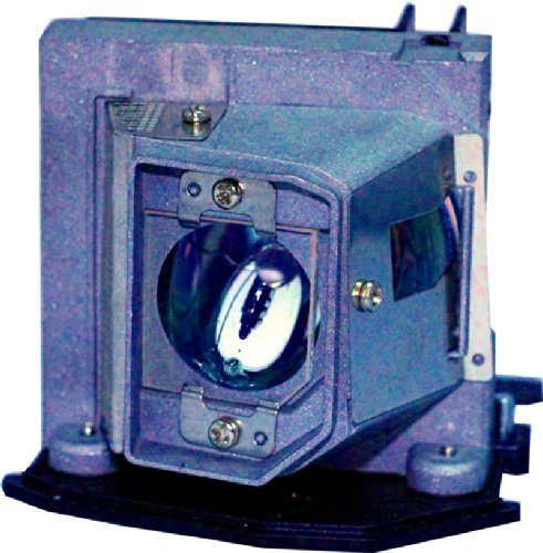 Diamond Lamp For Optoma Hw536 Projector With A Phoenix Bulb Inside Housing