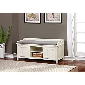 Lakeville Storage Bench