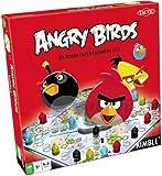 Tactic - 40697 - Jeu de Société - Angry Birds - Le Jeu des Petits Chevaux