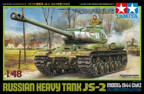 Tamiya-300032571-148-Russische-Heavy-Tank-JS-2-Model-1944-ChKz-Panzer