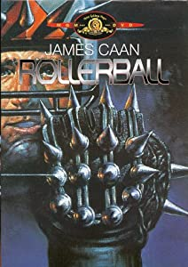 "Cover of ""Rollerball"""