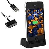 "mumbi USB Dockingstation iPhone 4 4S Dock / Basisstation inkl. USB Datenkabel mit Line Outvon ""mumbi"""