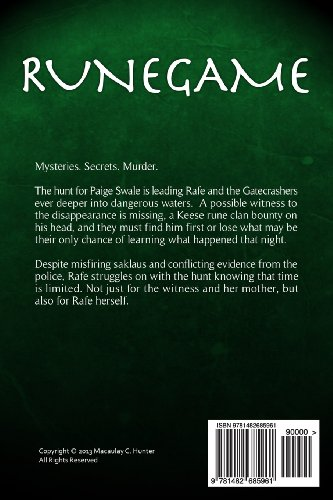 Runegame: Volume 3 (The Rune Series)