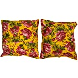 Wholesale Lot Of 2 Pillow Cover Decorative Floral Print 60X60cm Cushion Case