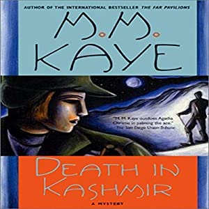 Death in Kashmir Audiobook