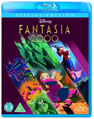 Fantasia 2000 [Reino Unido] [Blu-ray]