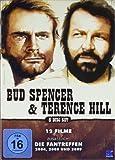 Bud Spencer & Terence Hill: 12 Filme inkl. Das Fantreffen 2009 (5 Disc Set) [Collector's Edition]