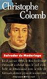 echange, troc Salvador de Madariaga - Christophe Colomb