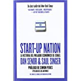 Start up nation - la historia del milagro economico de Israel