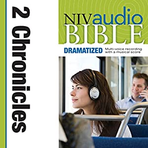 NIV Audio Bible: 2 Chronicles (Dramatized) Audiobook