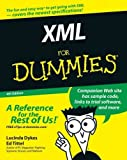 XML For Dummies (0764588451) by Lucinda Dykes
