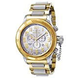Invicta 4159 Men's Offshore Pro Diver Chrono Watch with Two Tone Braceletby Invicta