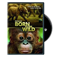 IMAX: Born to Be Wild (+ UltraViolet Digital Copy)