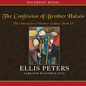 The Confession of Brother Haluin Audiobook