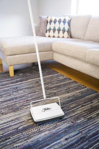 Fuller Brush 17028 Electrostatic All Surface Sweeper (White),, (Fuller Brush Floor Cleaner compare prices)
