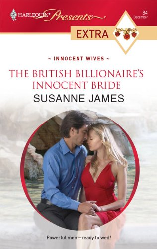 Image for The British Billionaire's Innocent Bride (Harlequin Presents Extra: Innocent Wives)