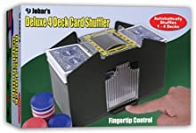 Job 4 Deck Card Shuffler (Pack Of 48)