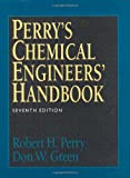 Perry's Chemical Engineers' Handbook (0070498415) by Perry, Robert H.