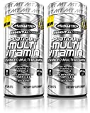 MuscleTech Essential Series Platinum Multi-Vitamin Supplement, 180 Count