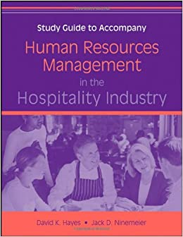 Introduction to the hospitality industry (SCQF) (4779)