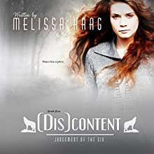 (Dis)content : Judgement of the Six, Book 5 Audiobook by Melissa Haag Narrated by Lisa Cordileone