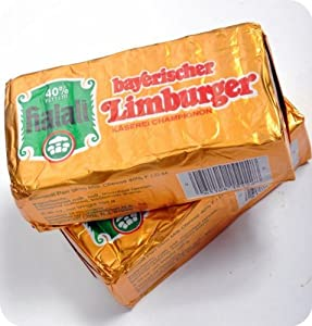 Limburger Cheese - Creamy, 6.35oz.